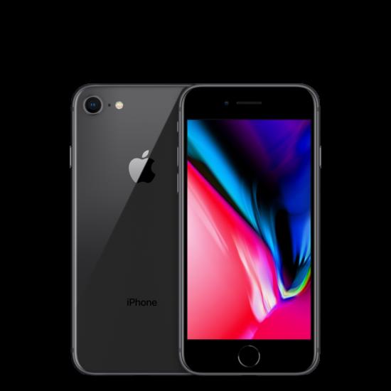 Apple iPhone 8 64GB asztroszürke, Kártyafüggetlen, 1 év Gyártói garancia