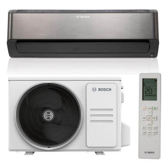 Bosch Climate CL8001i 25 ET Inverteres Split Klíma Szett, szürke, 2,5 kW