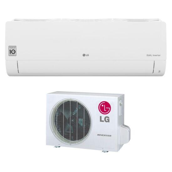 LG SILENCE PLUS PC18SQ Inverteres Oldalfali Split Klíma, WIFI, 5,0 kW