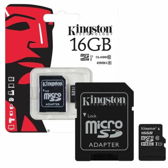 Kingston Micro SD 16GB Class10