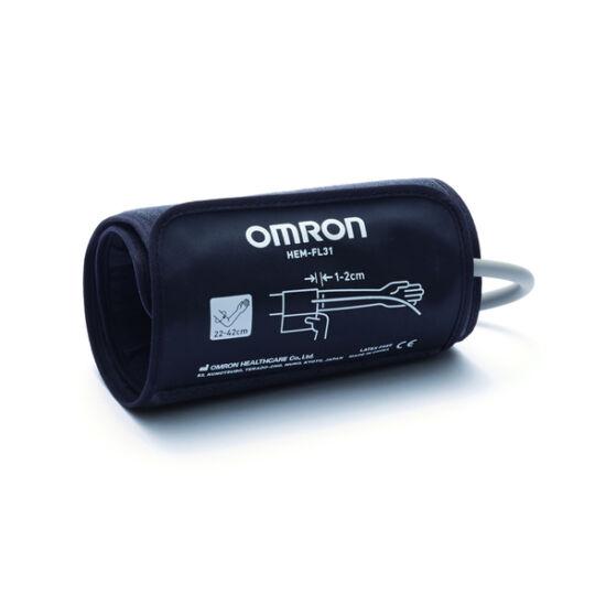 """OMRON """"Okos"""" mandzsetta (merevített, 22-42 cm-es karra)"""