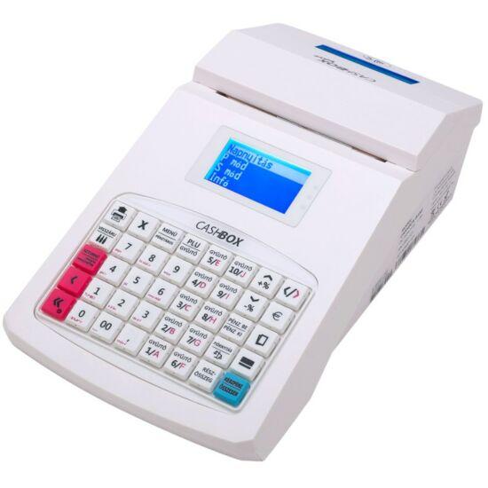 CashBox base fehér online pénztárgép
