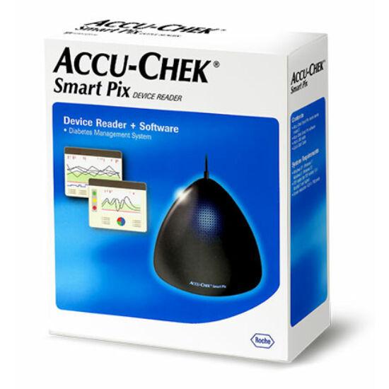 Accu-Chek Smart Pix diabétesz-menedzsment rendszer