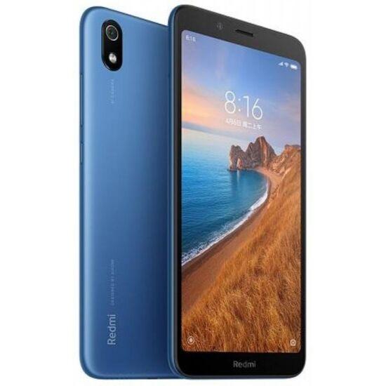 Xiaomi Redmi 7A 2GB 16GB Dual SIM kék, Kártyafüggetlen, 1 év teljes körű garancia - Globál verzió