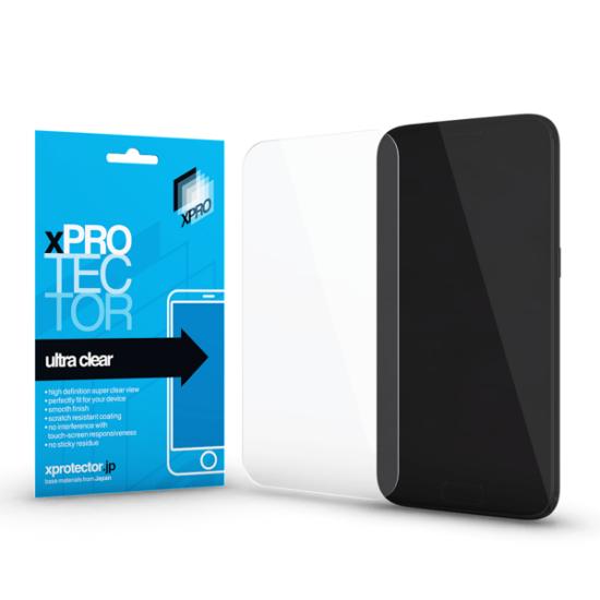 Xpro Ultra Clear kijelzővédő fólia LG Q60 készülékhez