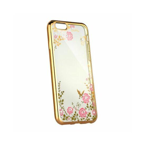 Forcell Diamond tok iPhone 7/8/SE készülékhez, arany