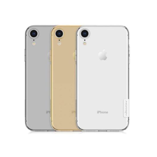 Nillkin Nature szilikon tok Iphone 7/8/SE készülékhez, sárga