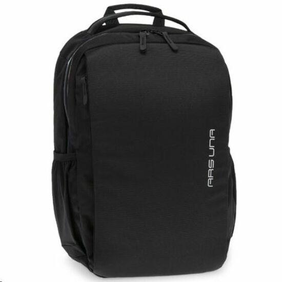 Ars Una Urban fekete 21literes kompakt hátizsák AU13 31x43x11cm (55760065)