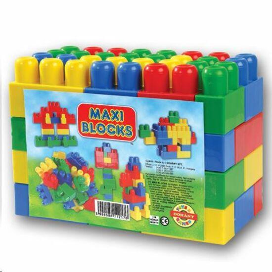 D-Toys 671 Maxi Blocks építőkockák 60 db-os