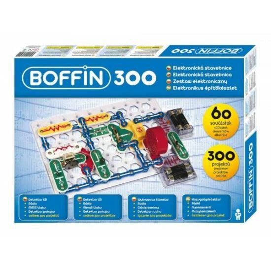 Boffin 300 elektronikus építőkészlet (GB1018)