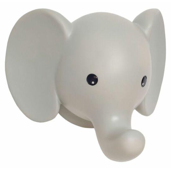Jabadabado elefánt fali lámpa pasztell szürke (JabaX6108)