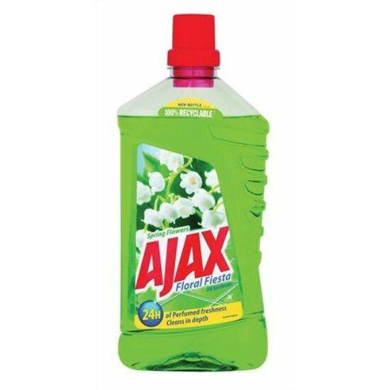 Ajax általános tisztítószer 1l gyöngyvirág zöld