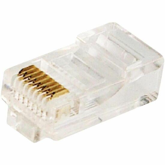 LogiLink MP0002 UTP csatlakozó dugó zacskóban 100db (MP0002)