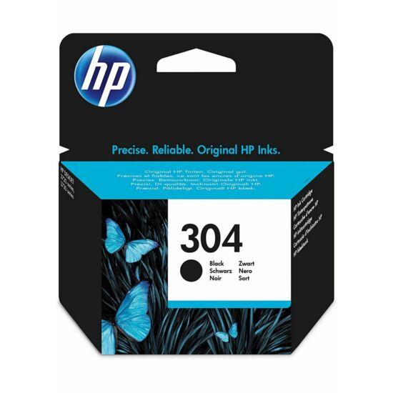 HP N9K06AE tintapatron fekete (304)