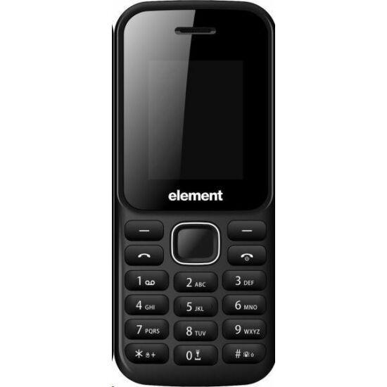Sencor Element P009 mobiltelefon fekete