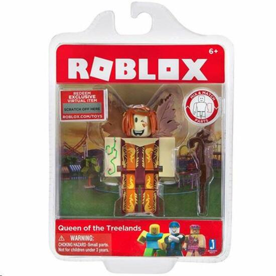 Flair Toys Roblox: Queen of the Treelands játékfigura (RBL10716)