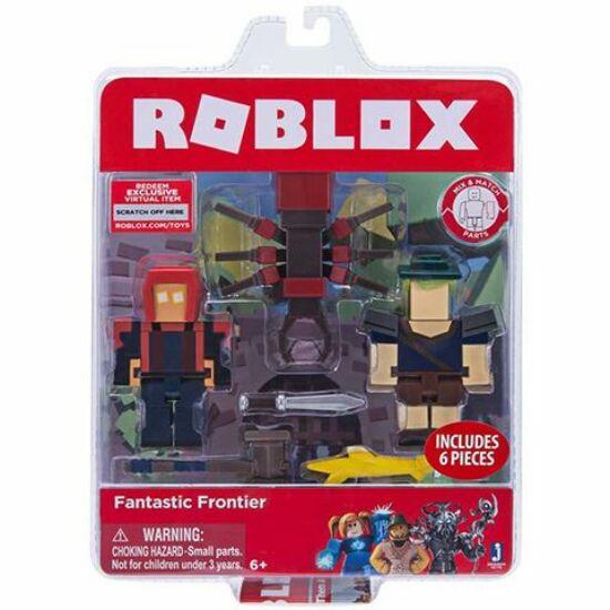Flair Toys Roblox: Fantasztikus határ játékszett (RBL10776)