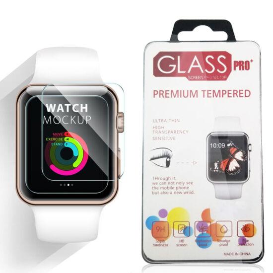 Glass Pro kijelzővédő üveg Samsung Galaxy Watch R810 (42mm) készülékhez