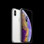 Kép 1/2 - Apple iPhone XS 256GB ezüst, Kártyafüggetlen, 1 év Gyártói garancia