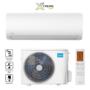 Kép 1/3 - Midea MG2X-24-SP Xtreme Save Inverteres oldalfali split klíma, Wif 7,1 kW